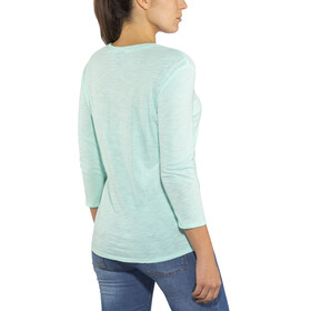Patagonia W's Mainstay 3/4 Sleeved Top Bend Blue